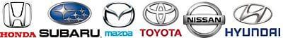 Japanese Car Brands